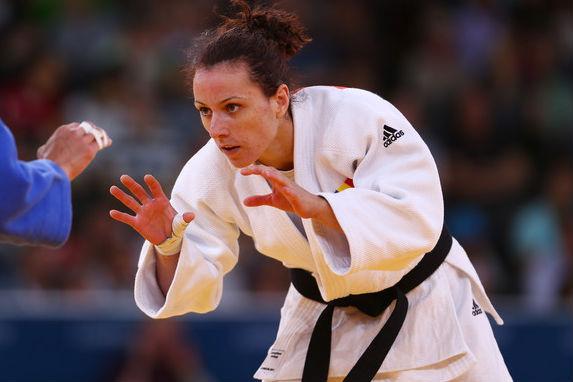 Andreea Chițu a devenit vicecampioană mondială la judo