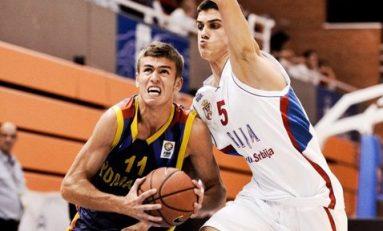 A treia înfrângere pentru România la Campionatul European de baschet U20