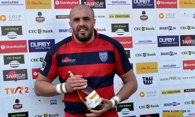 """Emisiune """"Sport Revolution"""" dedicată rugby-ului roş-albastru"""