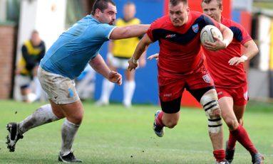 Steaua i-a administrat Timişoarei a doua înfrângere în play-off-ul Superligii de rugby