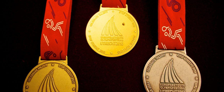 Încă cinci medalii pentru România la FOTE