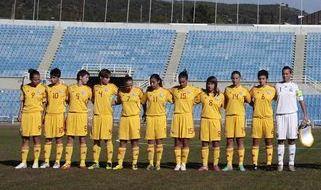 Victorie pentru naționala feminină U17 în calificările pentru EURO