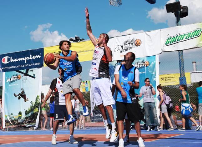 Sport Arena Streetball, de nouă ani printre competiţiile de top din Europa