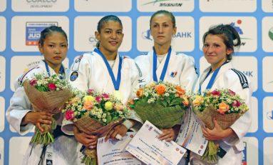 Ungureanu, locul trei la Grand Slamul la de la Moscova