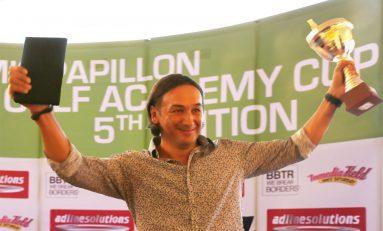 Bruno Negoiță a câștigat Cupa Academiei de Golf Demis Papillon