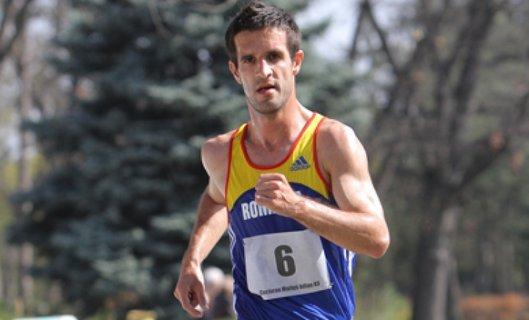 Marius Cocioran, locul 40 la 50 km marş în cadrul CM de Atletism
