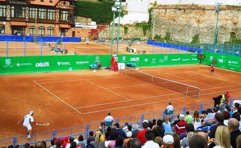 Adrian Ungur, favorit doi la turneul BRD Braşov Challenger