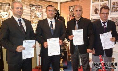 Protocolul de unificare al Federațiilor și Organizațiilor de Karate din România
