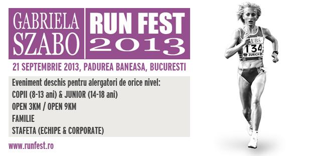Gabriela Szabo îi invită pe amatorii de mişcare să alerge în Pădurea Băneasa