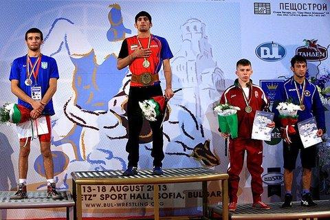 Alexandru Botez, bronz la CM de lupte pentru juniori