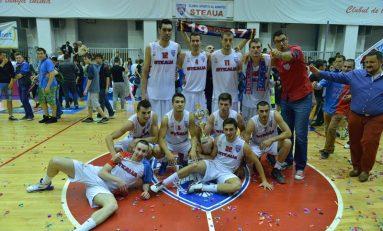 Începe Cupa Steaua la baschet masculin!