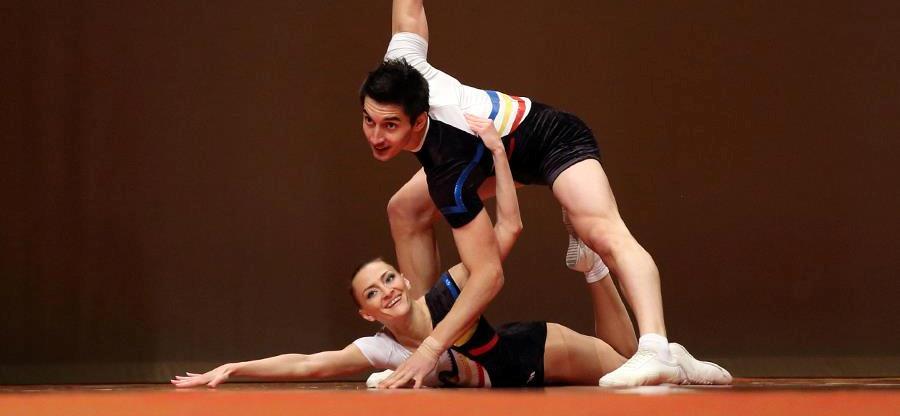 România participă la toate probele Europenelor de gimnastică aerobică