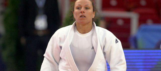 Andreea Chițu, locul cinci la CM de judo
