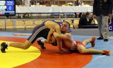 CM de lupte pentru juniori: Bodișteanu, la un pas de bronz