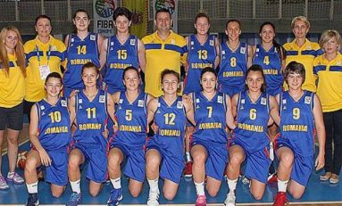 România a fost învinsă de Germania la CE de baschet U18