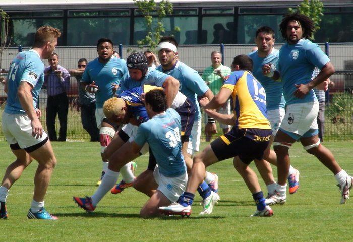 RCM Timișoara a învins Știința Baia Mare în finala SuperLigii de rugby