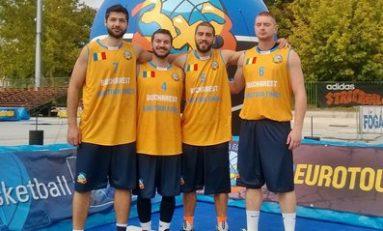 Parcurs bun pentru Bucharest Team la Budapesta