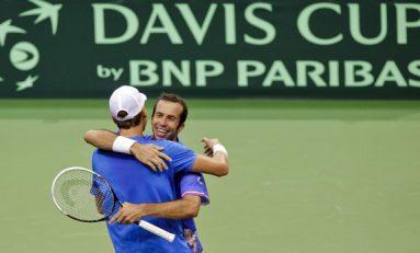 Cehia merge în finala Cupei Davis