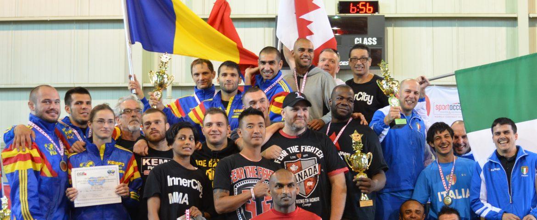 Campionatele Mondiale FILA Pankration – MMA – Grappling