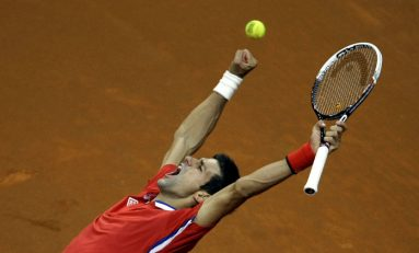 Serbia se alătură Cehiei în finala Cupei Davis