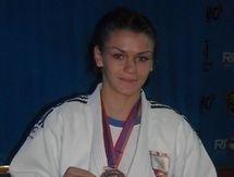 Ioana Matei, aur la Cupa Europeană de judo de la Belgrad