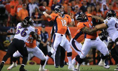 Denver Broncos a trecut de Baltimore Ravens