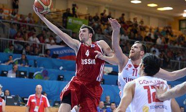 Eurobasket 2013: Turcia și Rusia, eliminate