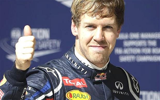 Vettel pleacă din pole position în Marele Premiu al Indiei