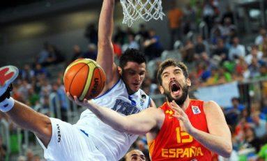 Eurobasket a ajuns la faza sferturilor de finală