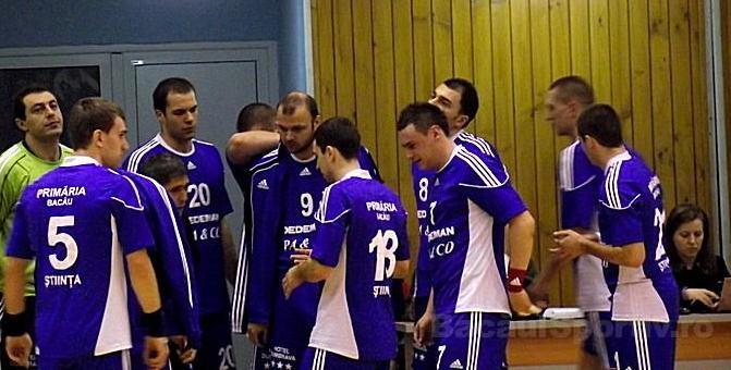 Știința Bacău a învins Dinamo în derby-ul etapei din Liga Naționala