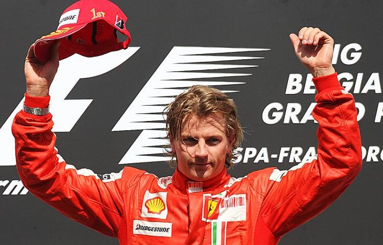 Kimi Raikkonen revine la Ferrari