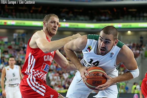 Lituania, prima finalistă de la Eurobasket