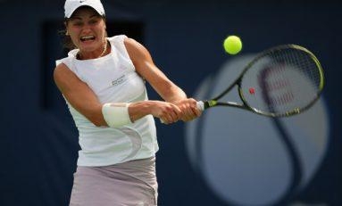 Monica Niculescu a spus adio turneului WTA de la Shenzen