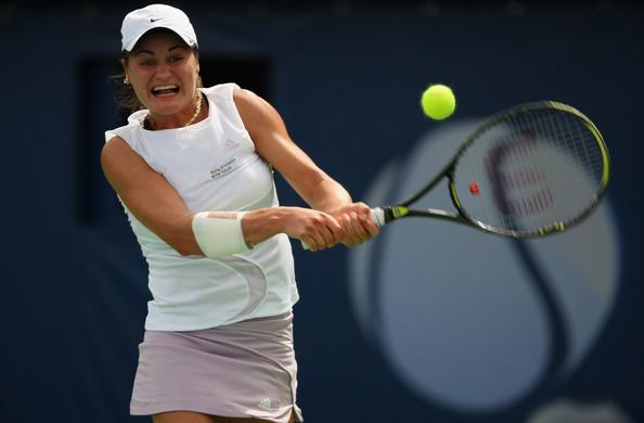 Monica Niculescu a părăsit turneul de la Wimbledon din primul tur