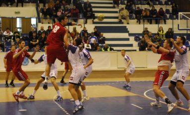 Dinamo şi Ştiinţa Bacău au relansat lupta pentru locul secund în Liga Naţională de handbal