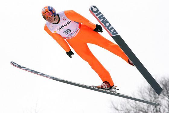 Concurs internaţional de sărituri cu schiurile la Râşnov