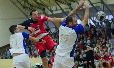 HC Odorhei s-a oprit în sferturile Challenge Cup