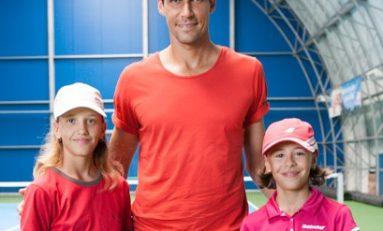 """Victor Hănescu: """"Sunt plăcut surprins de evoluţia tenisului la juniori!"""" Tenismenul va deveni tată în luna decembrie"""