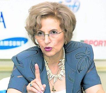 """Graziela Vâjială: """"Sportivul nu mai este singur și nu face nimic de capul lui"""""""