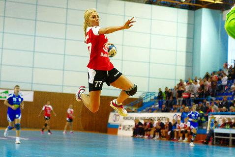 HCM Baia Mare, învinsă de Gyor în Liga Campionilor