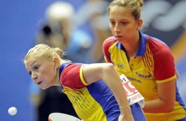 România s-a calificat în finala Campionatului European de tenis de masă