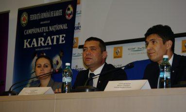 Federația Română de Karate are un nou sponsor principal