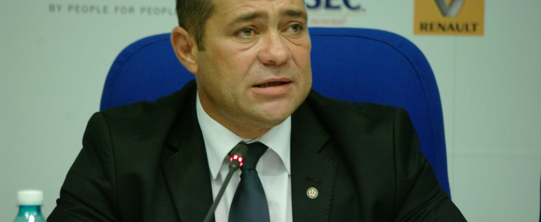 Lucian Băroiu a fost demis de la conducerea FR Karate