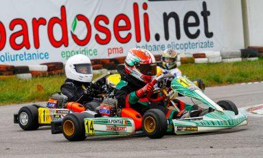 Începe Campionatul Naţional de Karting, ediţia 2014