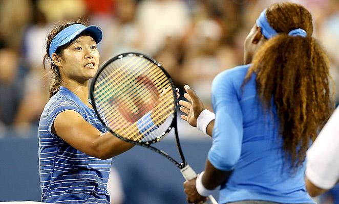 Serena Williams şi Na Li joacă finala Turneului Campioanelor