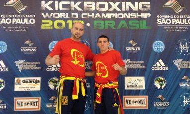 Cristi Spetcu, argint la CM de kickboxing WAKO