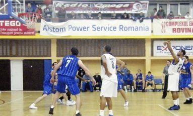 Energia Rovinari a învins BCM Pitești în ultimul meci al etapei a șaptea