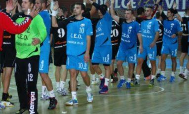 Victorii pentru Minaur și Pandurii în Liga Națională de handbal