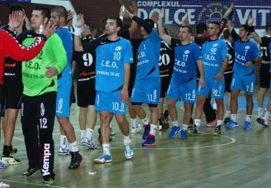 Victorii pentru Turda și Târgu Jiu în Liga Națională