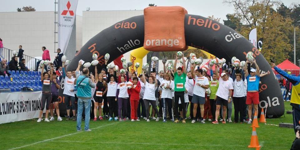 Trikids Bucureşti 2013 a adunat la start peste 600 de copii